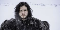 This Is How You Can Get Jon Snow's Curly Hair - Best Long, Curly Hair for Men