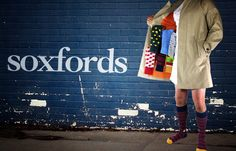 They'll be our little secret... #socks #style #soxfords