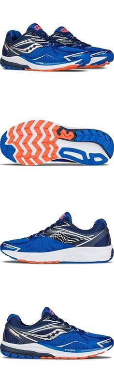 Other Mens Fitness Clothing 40892: Saucony Men S Ride 9 Running Shoe Grey Blue Orange 10.5 M Us, New -> BUY IT NOW ONLY: $138.94 on eBay!