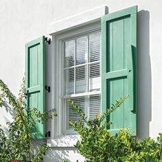 6. Barbados's signature green is a necessity. - 12 Ways to Infuse Your Home with Island Style - Coastal Living