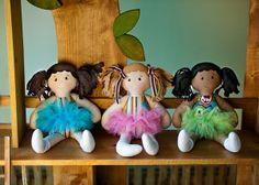 Giveaway   Treehouse Kids Rag Dolls & More