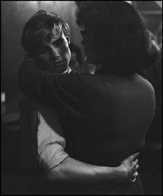 Frank Horvat - Dancing couple in Soho nightclub, London, 1959