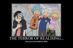 I'm Surrounded by Idiots........ ((Admin: I thought you were surrounded by gumdrops and IceCream ! :D )) --.--