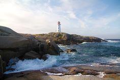 Peggy's Cove, Nova Scotia   Hope to go someday