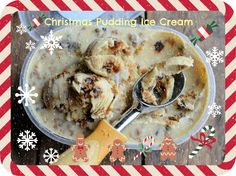 Hanging out with Galton Blackiston & Great British Chefs: Christmas Pudding Ice Cream Recipe