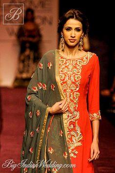 Shyamal & Bhumika Indian designer wear