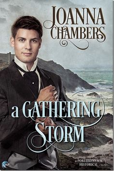 Review: A Gathering Storm (A Porthkennack Novel) by Joanna Chambers | #mmromance #gayromance #gayfiction #lgbt #gay #books #review