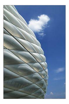Allianz Arena | Herzog and de Meuron | Munich, Germany