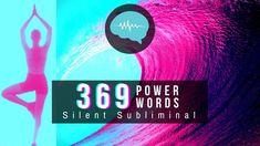 369 Power Words - Silent Subliminal | deutsch