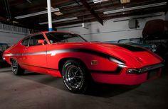 1970 Ford Torino King Cobra prototype