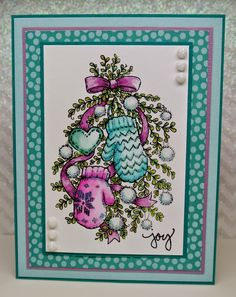Power Poppy - The Blog: TGIPPPWF! (Thank Goodness it's Power Poppy Peep of the Week Friday!) Bough Wow Wow stamp set by Power Poppy, card design by Laurene!