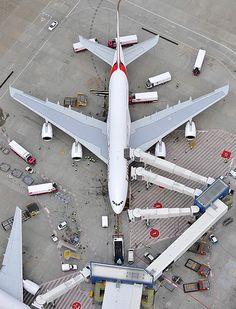 Emirates A380 at Sydney Airport.@Jorge Martinez Martinez Martinez Martinez Cavalcante (JORGENCA)