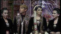 pernikahan gibran selvi yang di hadiri banyak selebriti