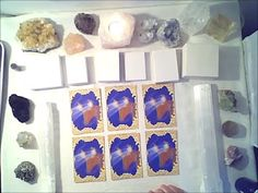 The August Oracle and Crystal Reading!