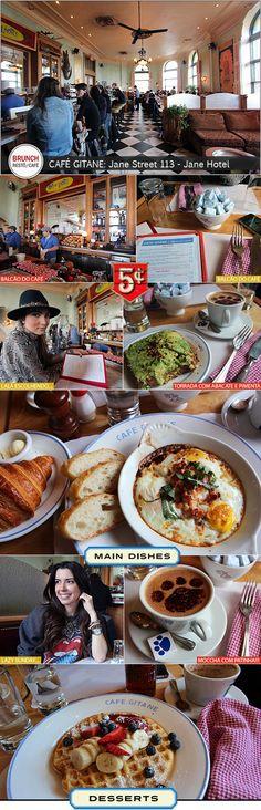 New York : Cafe Gitane