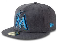 Contrast Miami Marlins 59Fifty Fitted Cap by NEW ERA x MLB