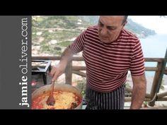 Gennaro Cooks Chilli Tomato Taglierini - YouTube