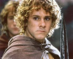 Merry in LOTR. I am so bored...I think I'm gonna watch the Fellowship.