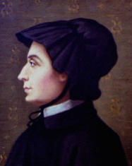 St.ElizabethAnnSeton  Foundress and First Superior of the Sisters of Charity in the United States