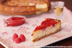 13 Tartas con frambuesas: Tarta de queso | Tasty details