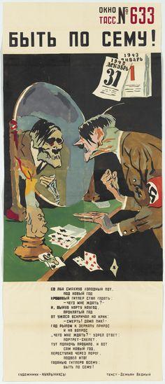 Soviet Propaganda Posters of the Second World War