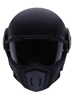 dettaglio casco Ghost