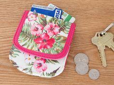 TAXI Wallet: Vegan Leather Wallet