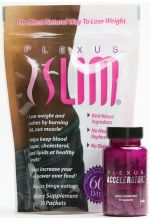 Plexus Slim<sup>®</sup> and Accelerator<sup>+</sup> Combo