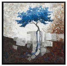 Courage Tapestry - Textile