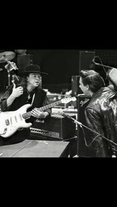 SRV - love candid shots like this