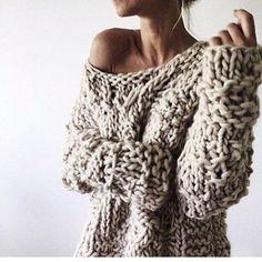 Cozy via @fashion_blogger_designer