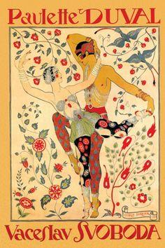 George Barbier (1882-1932) - French Art Deco Fashion Illustrator -