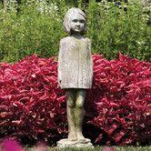 Found it at Wayfair - OrlandiStatuary Children Starlette Outdoor Statue