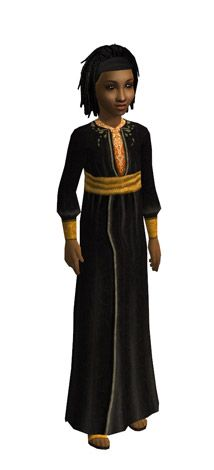 Parsimonious The Sims 2: Clothing & Skintones