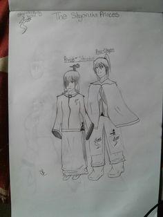 Shyoruka Princes created by me.