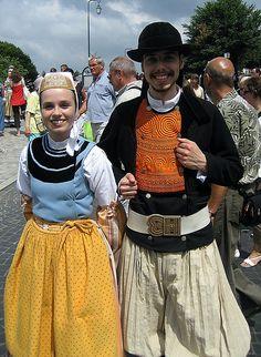Costume Bigouden