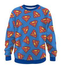 Superman Sweater