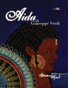 Aida-Giuseppe Verdi- L'Ilopera Edition- Italy- See: http://www.monicauriemma.com/2014/02/Aida.html for further details and explanation of whole project.