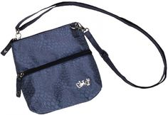 Check out our Chic Slate Glove It Ladies 2-Zip Convertible Cross-body Bags! Find the best golf gear and accessories at Lori's Golf Shoppe. Click through now to see this Cross-body Bags!