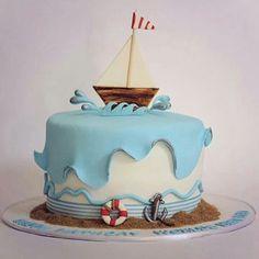 Nautical cake...
