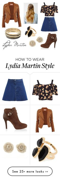 """""""Lydia Martin"""" by quicksilvxr on Polyvore"""
