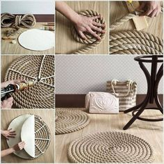Décor nautique What is Decoration? Decoration could be the art of decorating the inside and exterior of the building type … Cute Dorm Rooms, Cool Rooms, Farmhouse Side Table, Farmhouse Decor, Living Room Designs, Living Room Decor, Living Rooms, New Swedish Design, Rope Rug