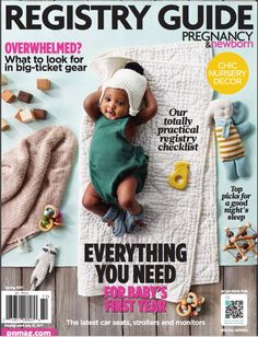 Cardimom®featured in Pregnancy & Newborn Magazine Registry Guide!
