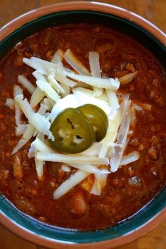 Hot and spicy chili http://www.ciaochowbambina.com/hot-spicy-chili/