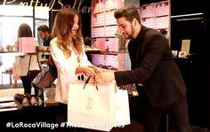 Hands Free Shopping en #LaRocaVillage