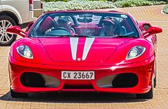 The first Ferrari to arrive. #lifestyle #Lunch