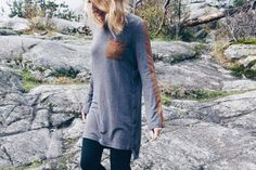 Comfort is key | Women's Fashion #hunnistyle
