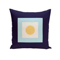 Found it at Wayfair - Geometric Decorative Throw Pillow