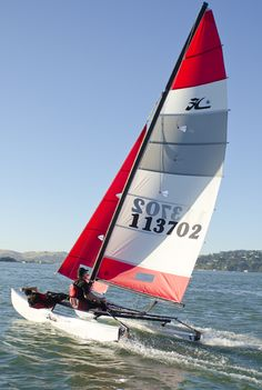 I hope to own one of these...I totally miss sailing them. My favorite boat to sail.