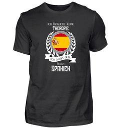 Therapie Spanien Geschenkidee T-Shirt Mens Tops, Fashion, Sevilla Spain, Moda, Fashion Styles, Fasion